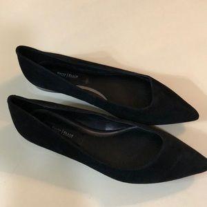 White House Black Market Shoes - Velvet  white house black market shoes 7 1/2 flats